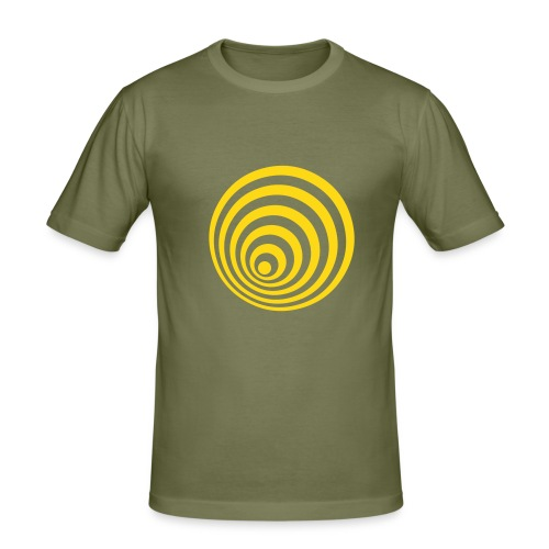 Time tunnel 1 - Men's Slim Fit T-Shirt