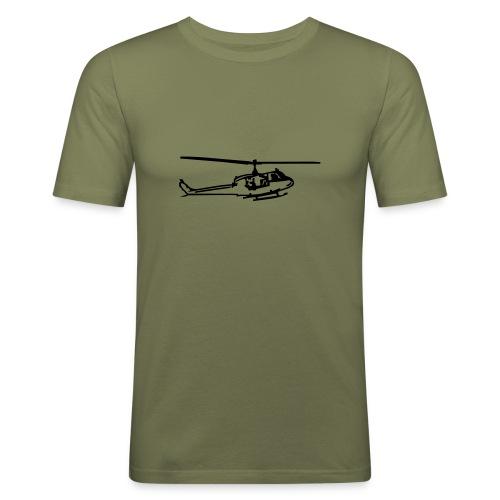 Huey1 - Men's Slim Fit T-Shirt