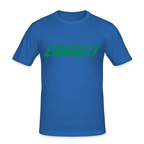 Lohaki Speed Fitted Tee - Men's Slim Fit T-Shirt