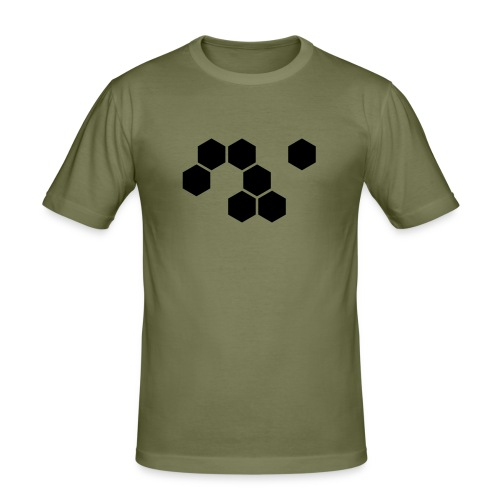 PLYGONE Flex - Männer Slim Fit T-Shirt