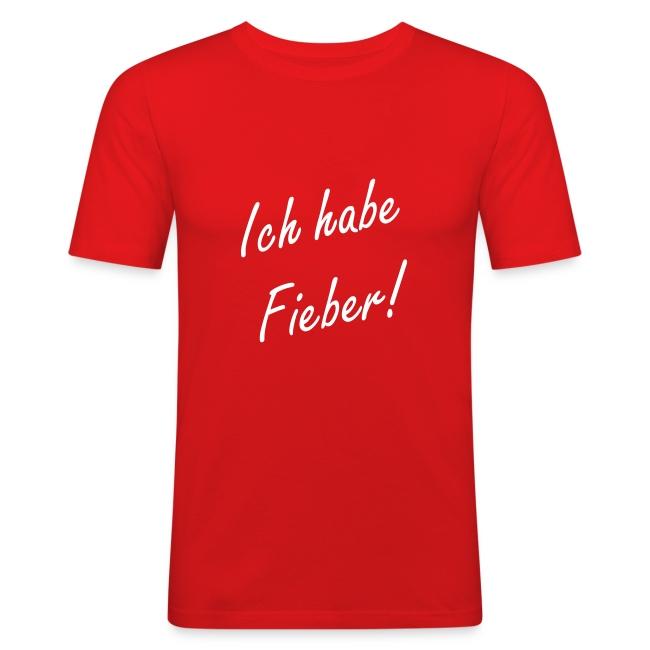 """Shirt rot """"Fieber"""""""