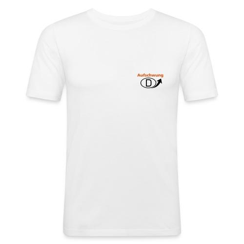 Zukunft- Deutschland - Männer Slim Fit T-Shirt
