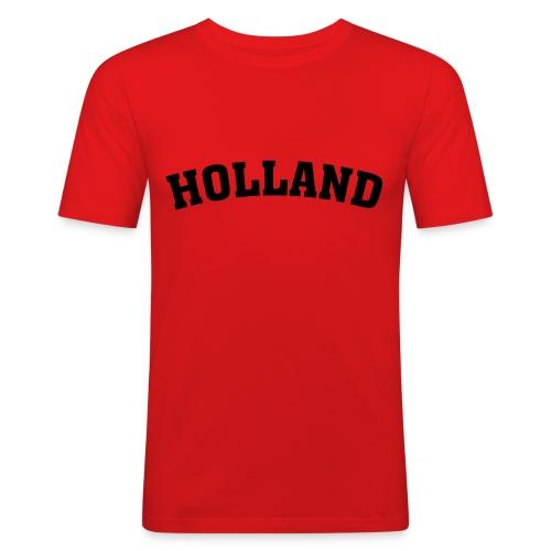 T-Shirt Holland - Männer Slim Fit T-Shirt