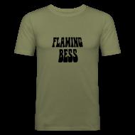 T-Shirts ~ Männer Slim Fit T-Shirt ~ T-Shirt FB Logo