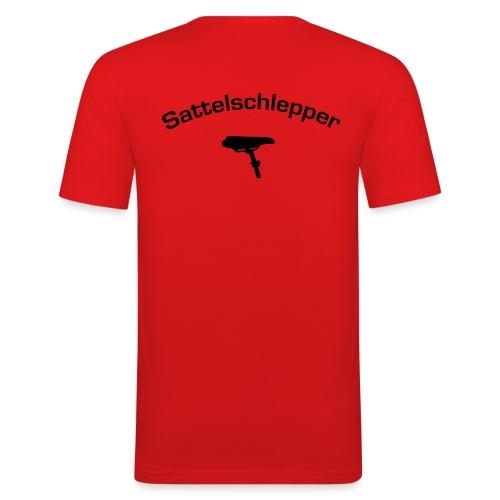 Sattelschlepper - Männer Slim Fit T-Shirt
