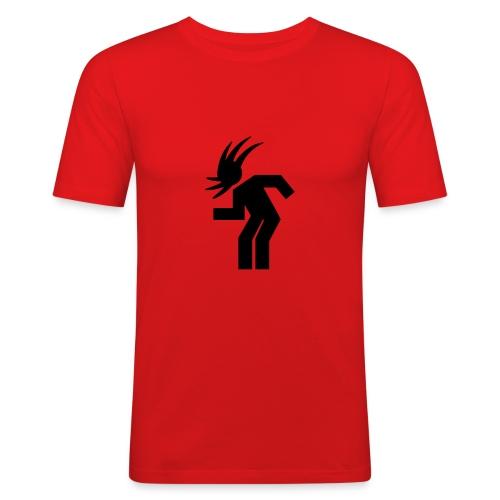 Fun T-Shirt No: 6 - Männer Slim Fit T-Shirt