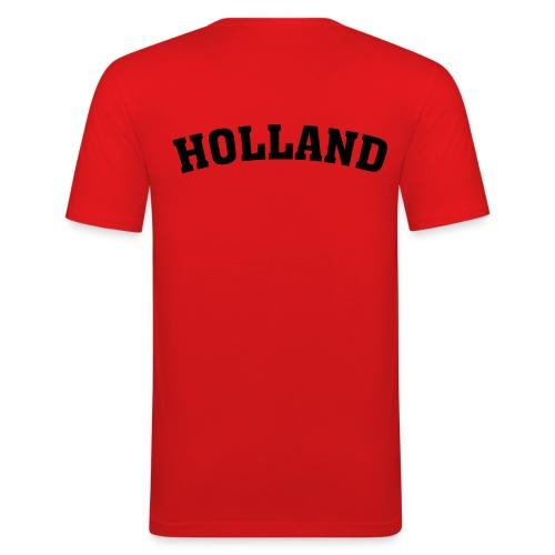 Tee shirt football hollande - T-shirt près du corps Homme
