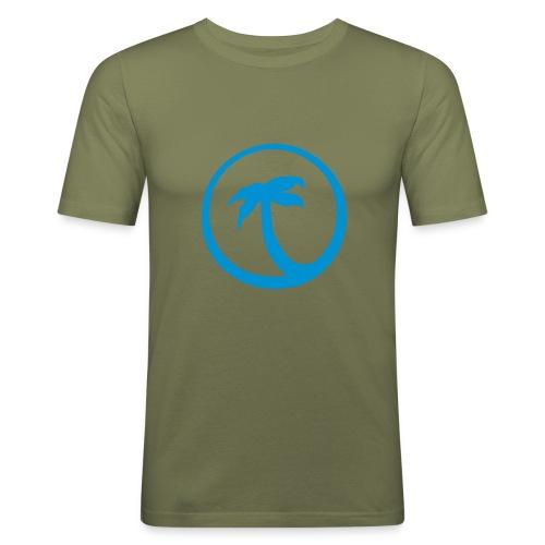Tropical Island - Männer Slim Fit T-Shirt