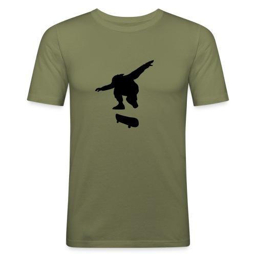 T-shirt Hanes Fit-T Homme - T-shirt près du corps Homme
