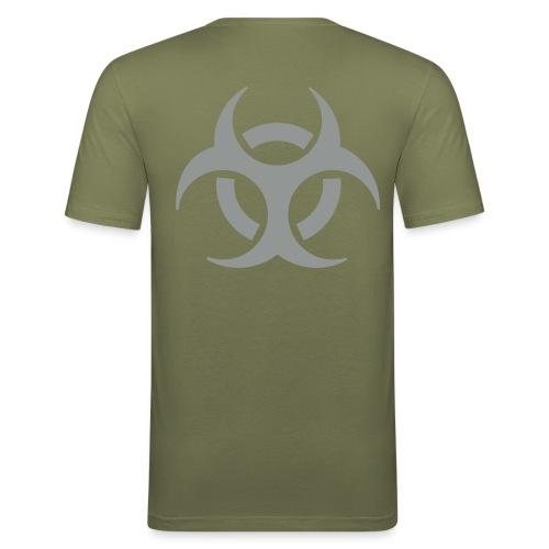 Biohazard - Men's Slim Fit T-Shirt