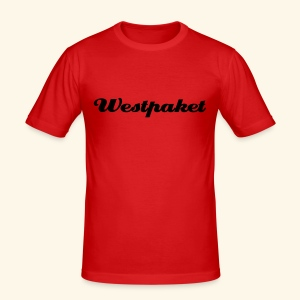 Westpaket - Männer Slim Fit T-Shirt