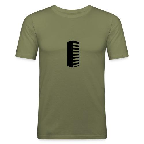 filing cabinet - Men's Slim Fit T-Shirt