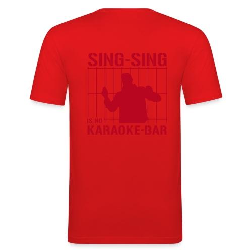 Jail T-Shirt 2 - Men's Slim Fit T-Shirt
