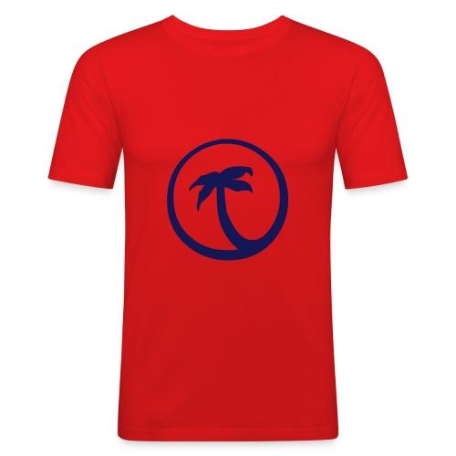 Palme - Männer Slim Fit T-Shirt