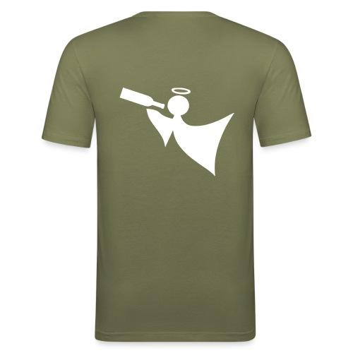 T-SHIRT GEGE - T-shirt près du corps Homme