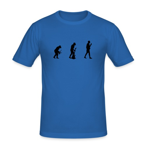 Evulotion 3 - Männer Slim Fit T-Shirt