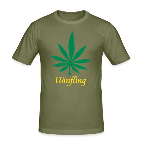 HänFling - Männer Slim Fit T-Shirt