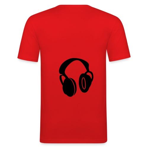 headbangin - Men's Slim Fit T-Shirt