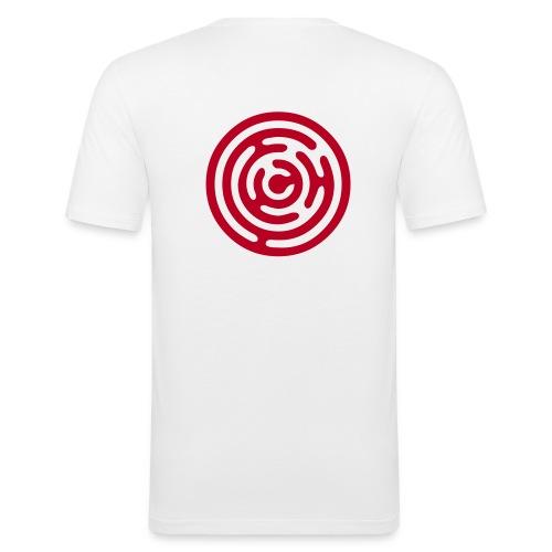 Modèle Guillaume 1 - T-shirt près du corps Homme