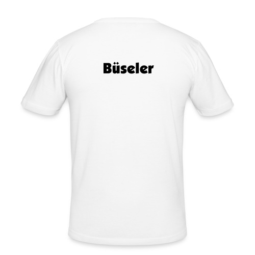 Spenoggel V15 - Männer Slim Fit T-Shirt