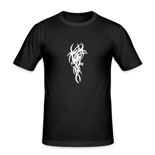 Tribal Shirt - Männer Slim Fit T-Shirt