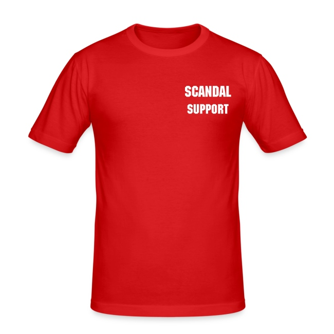 SUPPORT SCANDAL