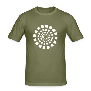 Tunnelvision - slim fit T-shirt