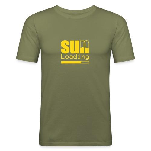 Sun-loading - Männer Slim Fit T-Shirt