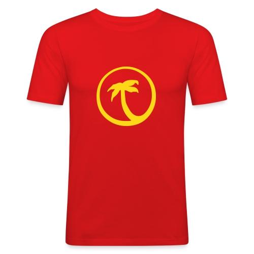 Palm-Beach - Männer Slim Fit T-Shirt