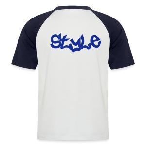 Promodoro Raglan Shortsleeve - Mannen baseballshirt korte mouw