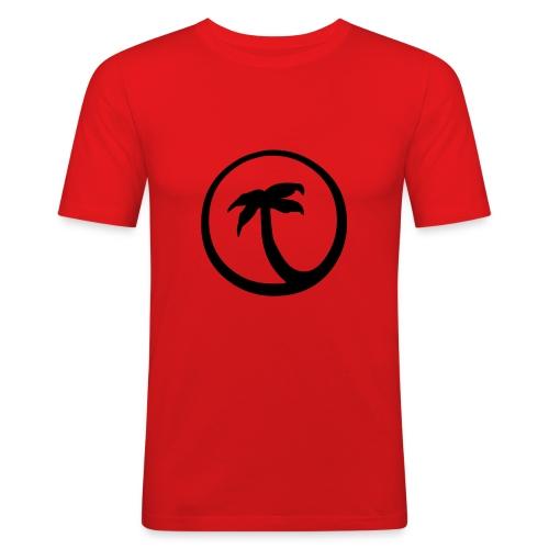 Palm - T-shirt près du corps Homme