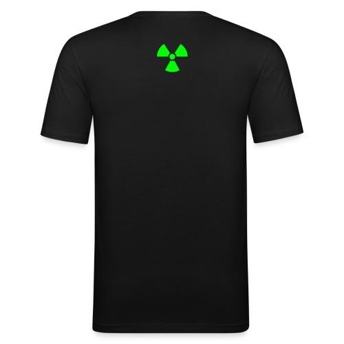 tcherno - T-shirt près du corps Homme