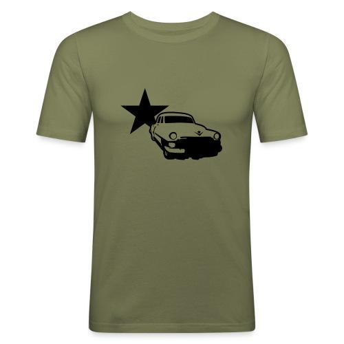 Classic Car G - Men's Slim Fit T-Shirt