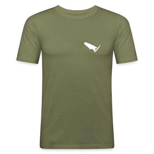tshirt - T-shirt près du corps Homme