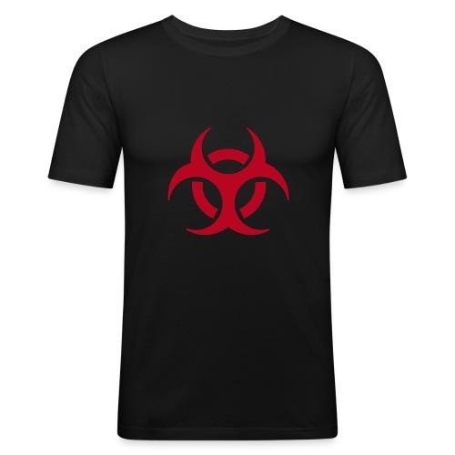 biohazzard - Männer Slim Fit T-Shirt