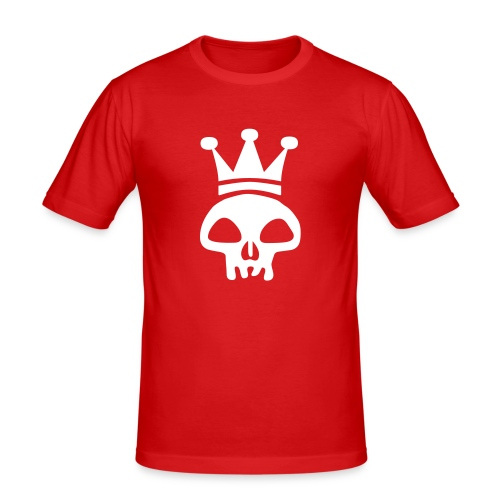 universal-shirts.de - KingScull - Männer Slim Fit T-Shirt