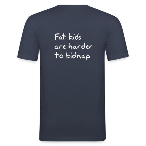 Fat Kids - Men's Slim Fit T-Shirt