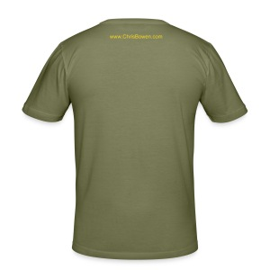 The Ultimate matchup! - Men's Slim Fit T-Shirt