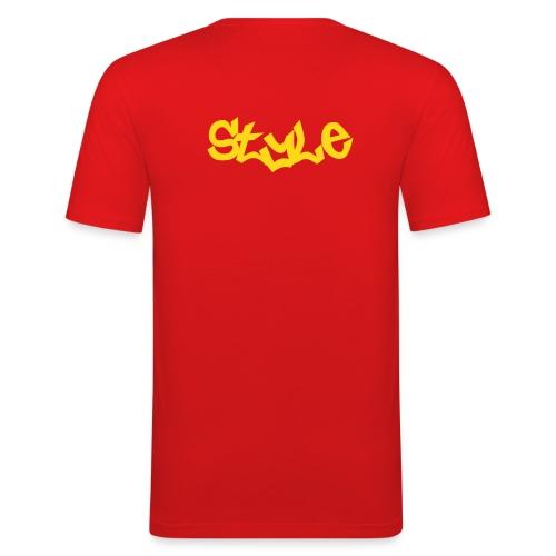 STYLE - T-shirt près du corps Homme