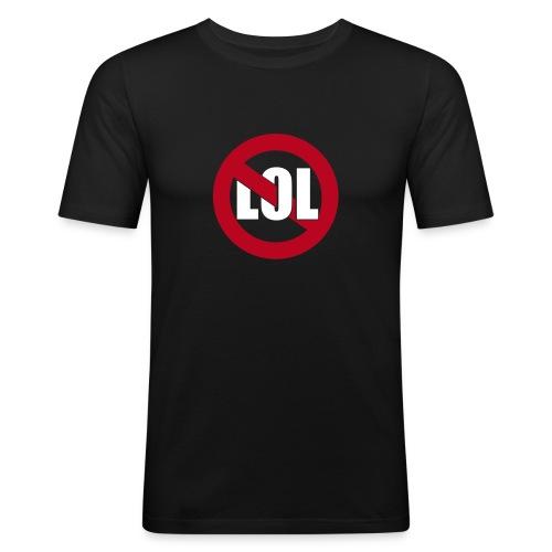 LOL - Männer Slim Fit T-Shirt