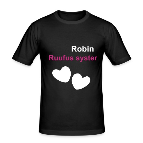 Robin t-skirt - Slim Fit T-shirt herr