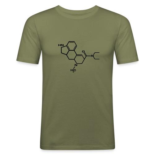 LSD Shirt - Männer Slim Fit T-Shirt