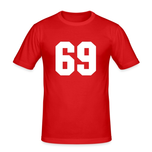 69 - slim fit T-shirt