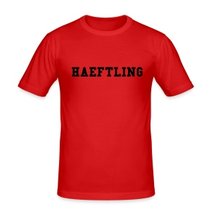 HAEFTLING - Männer Slim Fit T-Shirt
