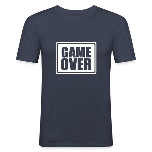CHICO-GAME OVER - Camiseta ajustada hombre