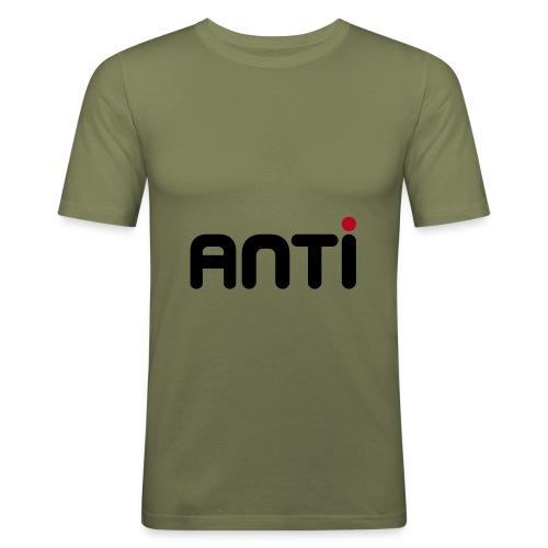 CHICO-ANTI - Camiseta ajustada hombre