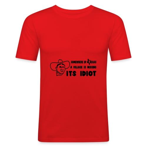 CHICO-BUSH TEXAS - Camiseta ajustada hombre