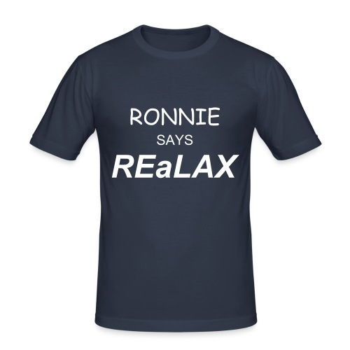 RONNIE SHIRT - Men's Slim Fit T-Shirt