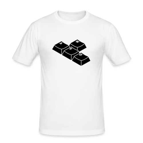 WASD - Männer Slim Fit T-Shirt