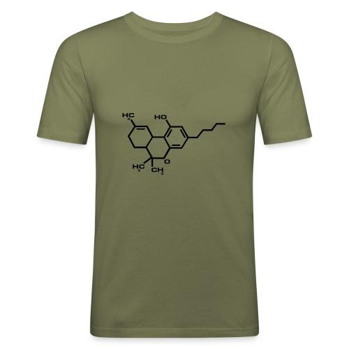 you knows it - Men's Slim Fit T-Shirt
